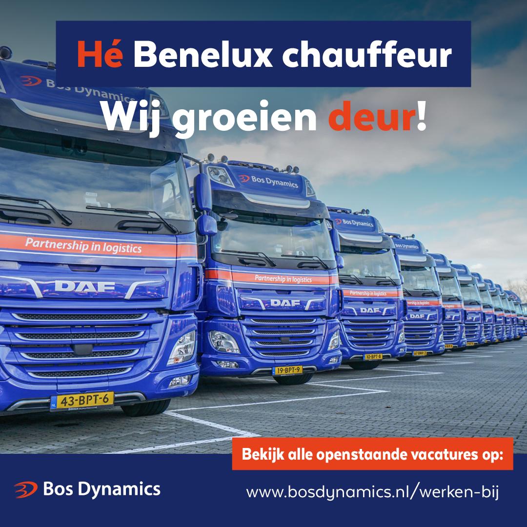Benelux Chauffeur