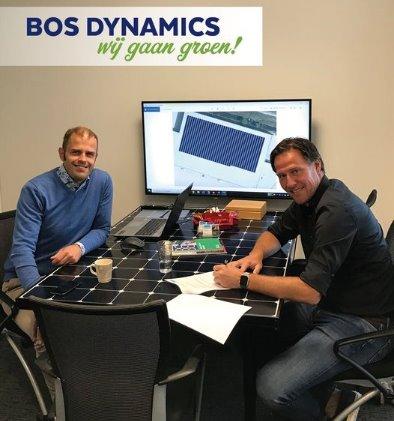 Bos Dynamics gaat groen!