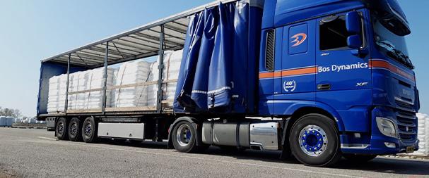 FTL transport / complete ladingen