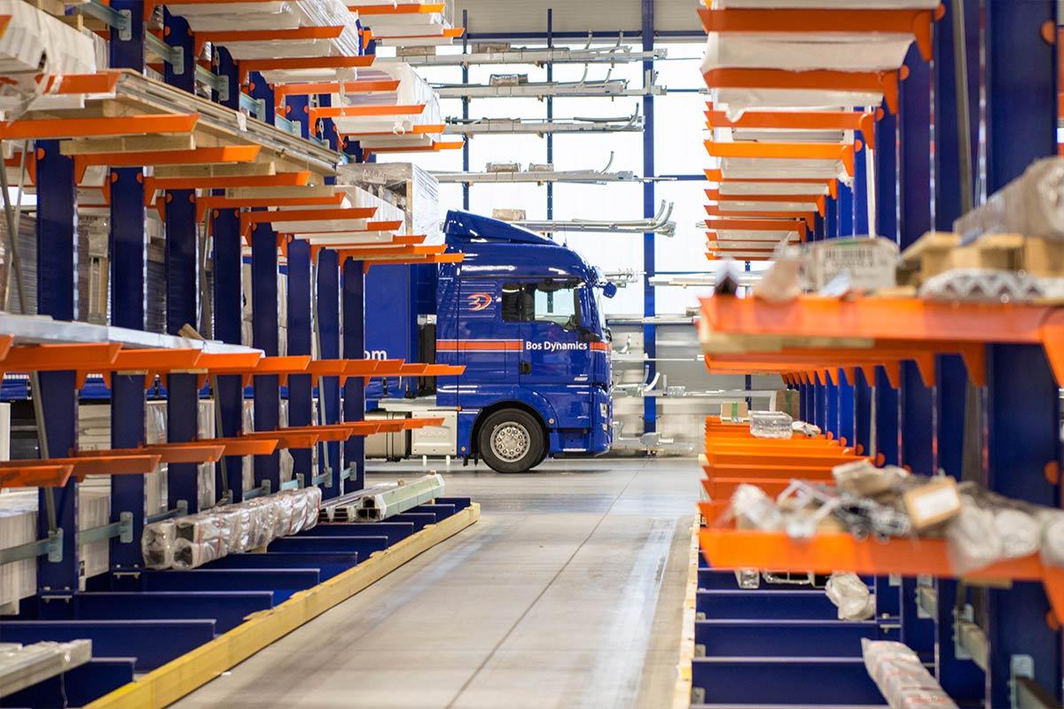 Logistieke ontzorging 1